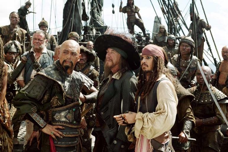 Pirates of the Caribbean หนัง เรื่องจริง โจรสลัด