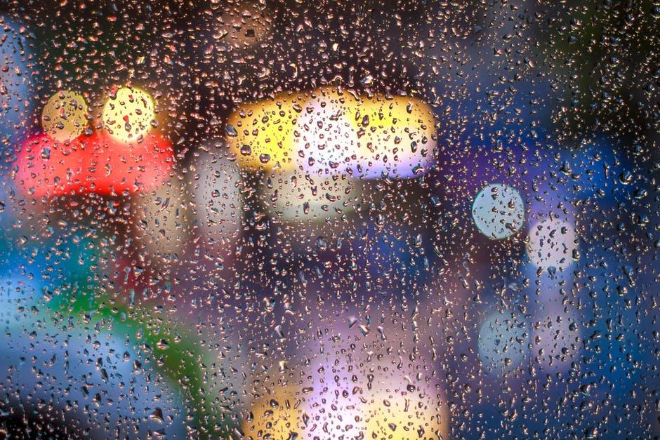 ฝนตก เหงา