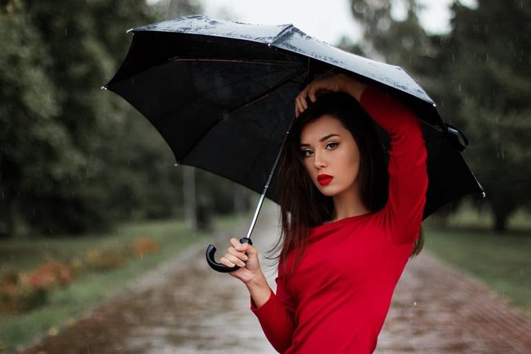 ฤดูฝน เหงา