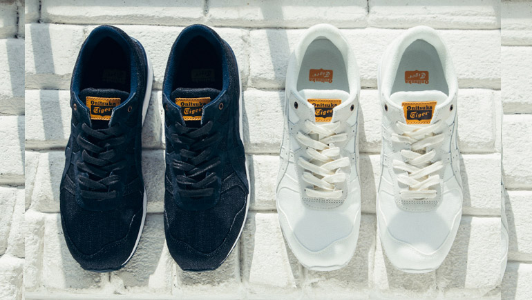 Onitsuka Tiger shoes รองเท้า รองเท้าผ้าใบ โอนิซึกะ ไทเกอร์