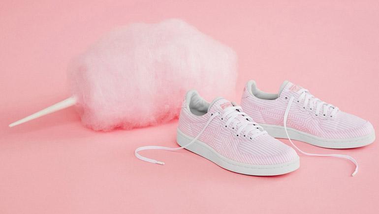 adidas shoes รองเท้า รองเท้าสีชมพู สนีกเกอร์