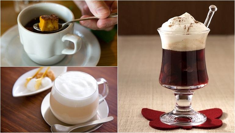 กาแฟ ความแตกต่าง ต่างประเทศ
