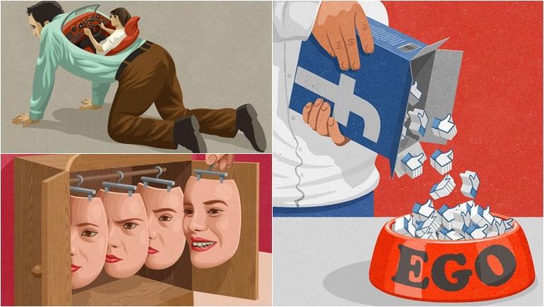 ความบกพร่อง ภาพ สังคม