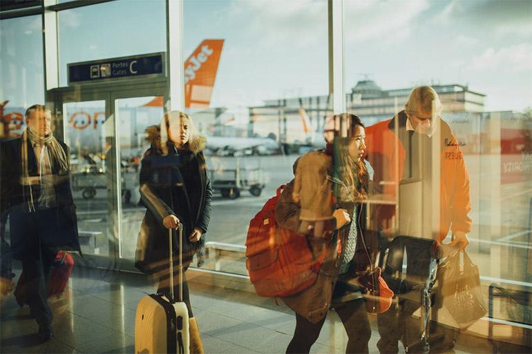 กระเป๋าเดินทาง การเดินทาง ท่องเที่ยว