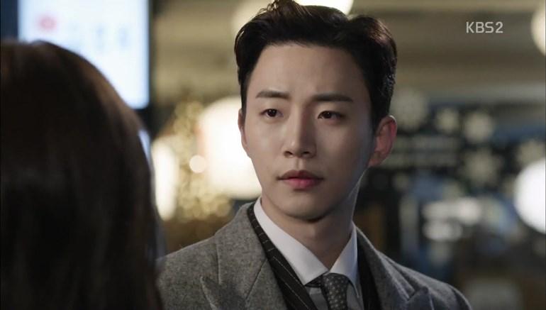 อีจุนโฮ (Lee Junho) จากเรื่อง Chief Kim