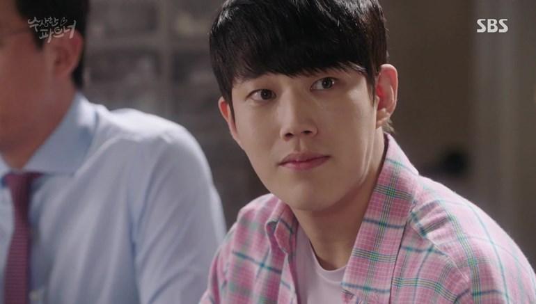 ดงฮา (Dong Ha) จากเรื่อง Suspicious Partner