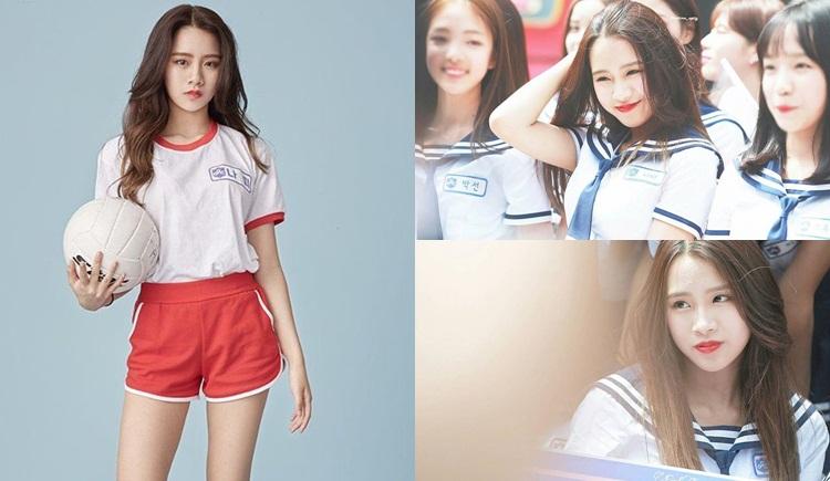 IdolSchool JYP นัตตี้ อานัชญา เกาหลี