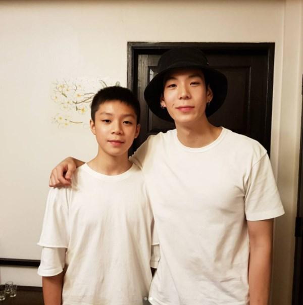 เปิดภาพ พีเจ น้องชายเจเจ