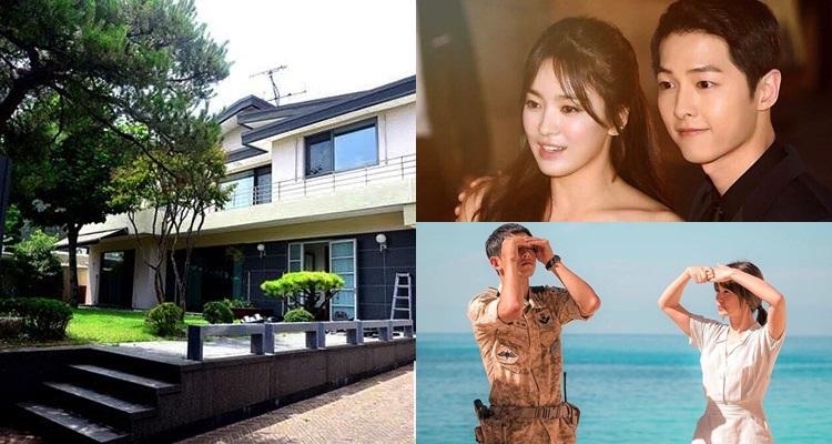 คู่รักดาราเกาหลี ซงจุงกิแต่งงาน เกาหลี เรือนหอ ซงจุงกิ