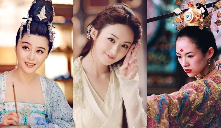 ค่าตัวดารา จีน ดาราจีน นางเอก นางเอกหนังจีน หนังจีน