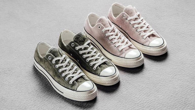 Converse คอนเวิร์ส รองเท้า รองเท้าผ้าใบ