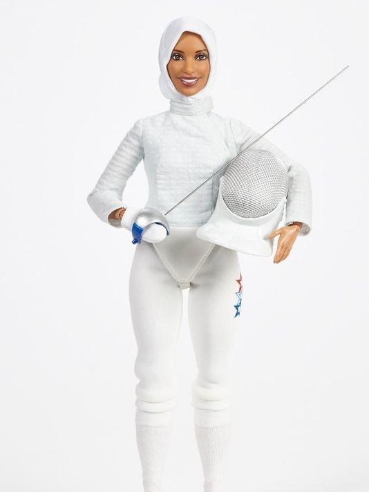 ตุ๊กตาบาร์บี้ ที่สวมฮิญาบ ตัวแรกของโลก