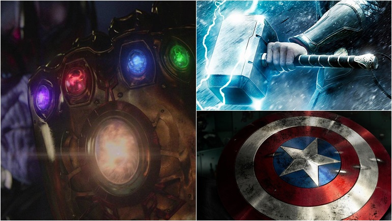 Avengers InfinityWar marvel มาร์เวล