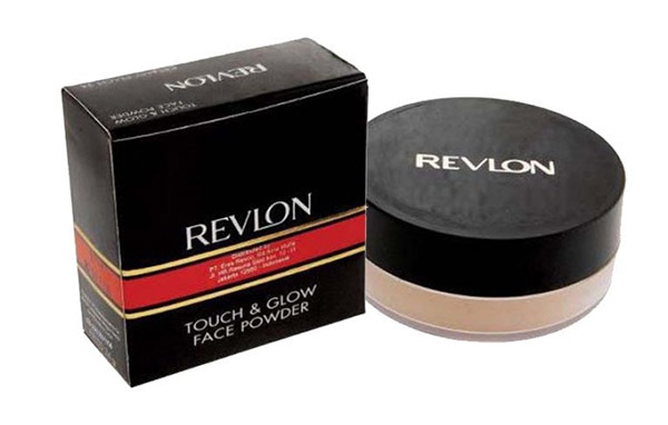 revlon touch & glow extra moisturizing face powder