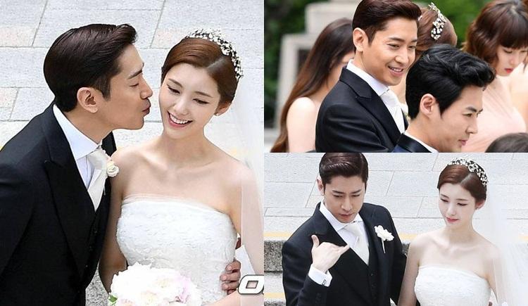ดาราเกาหลี เอริค มุน เอริค มุนแต่งงาน