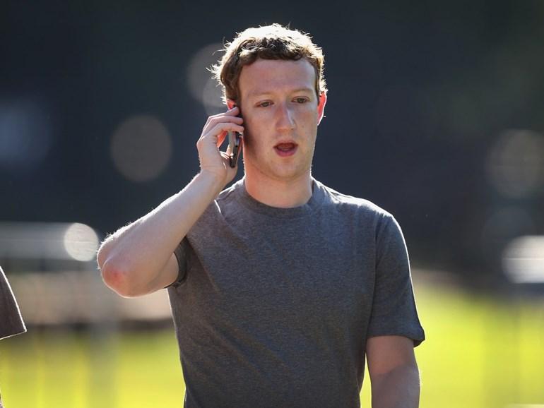 มาร์ค ซัคเคอร์เบิร์ก (Mark Zuckerberg)