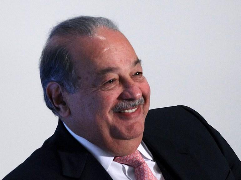 คาร์ลอส สลิม เฮลู (Carlos Slim Helú)