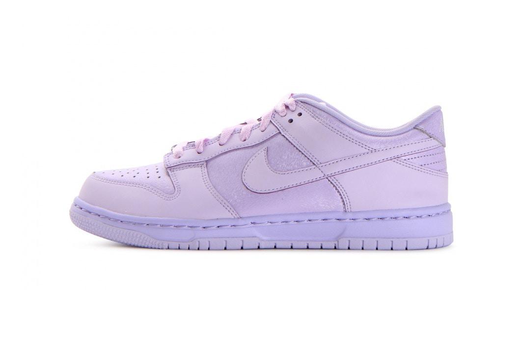 Dunk Low nike Nike Air Max shoes รองเท้า รองเท้าสีม่วง