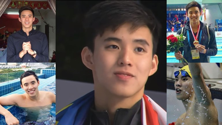 Cute Boys SEA Games ซีเกมส์ 2017 นักกีฬาซีเกมส์หล่อบอกต่อด้วย นักกีฬาว่ายน้ำ นักกีฬาหล่อบอกต่อด้วย