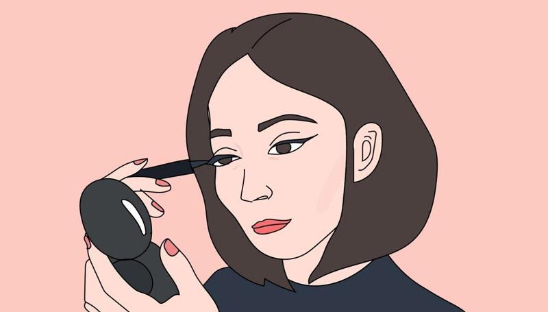 Makeup ดวงตา