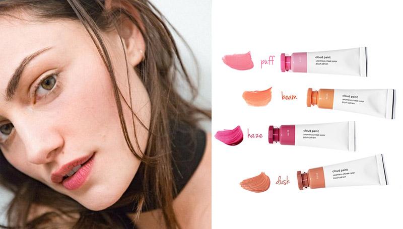Glossier Makeup บลัชออน บลัชเนื้อเจล แต่งหน้า