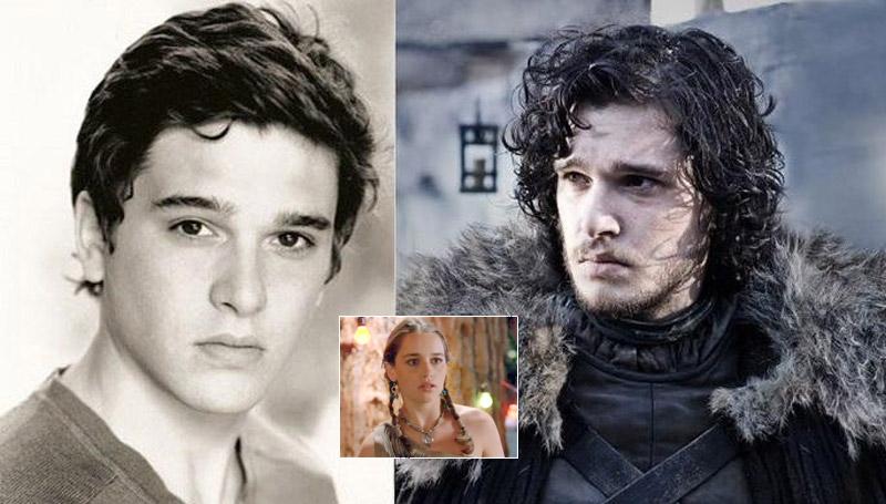 Game Of Thrones GOT ซีรีส์ ดาราตอนเด็ก หนุ่มสาว ฮอลีวูด เกม ออฟ ทรอนส์