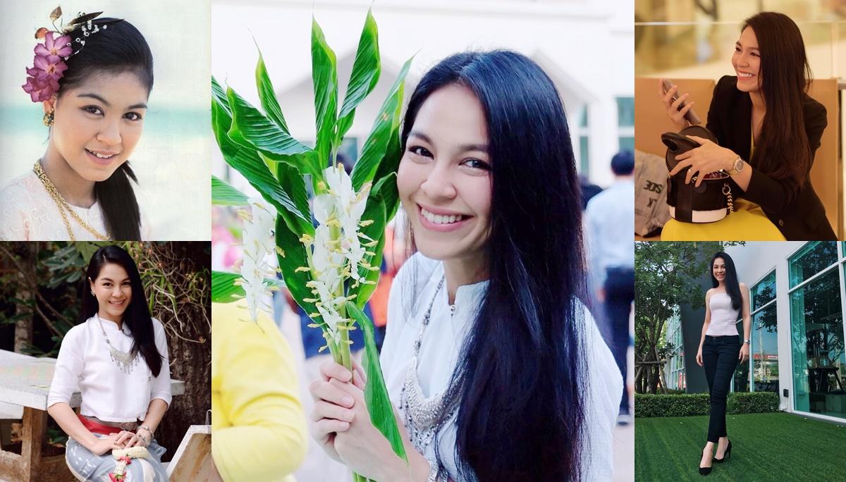 คิตตี้ แคท จอย ศิริลักษณ์ ประวัติดารา ย้อนวัยใส รำไทย