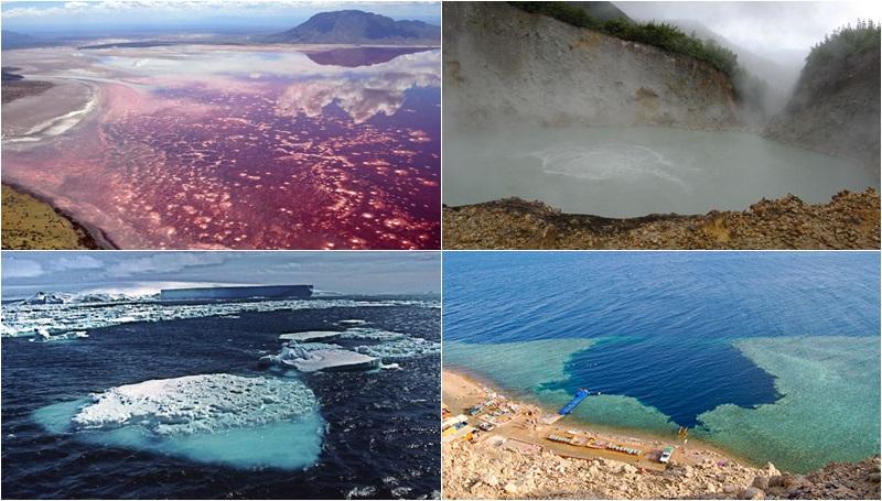 สถานที่ท่องเที่ยว อันตราย แหล่งน้ำธรรมชาติ