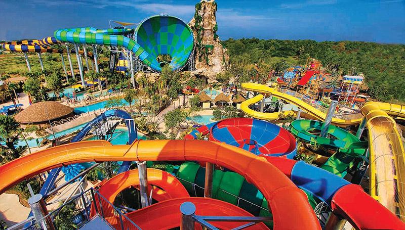 Amusementpark VANANAVA Waterpark