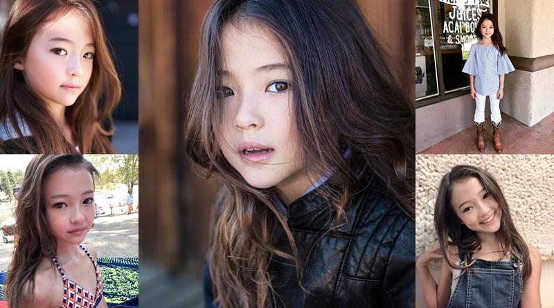 Ella Gross นางแบบเด็ก เกาหลี