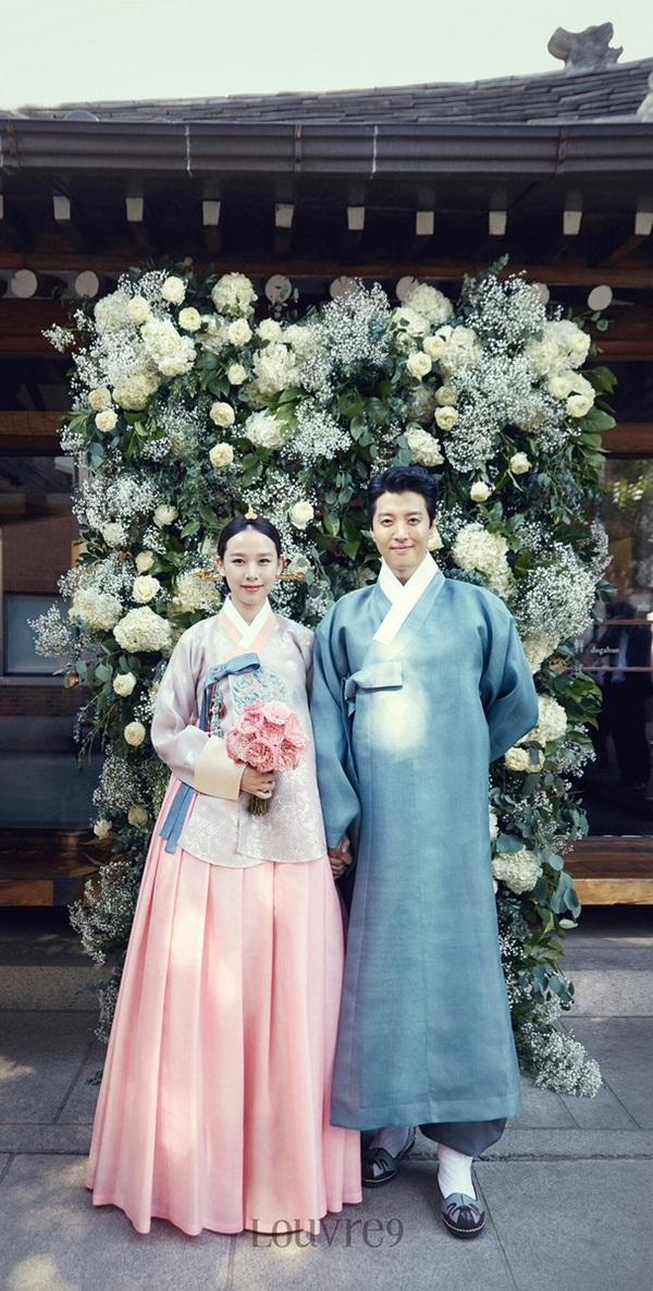 ภาพงานแต่งงานอีดงกอน-โจยุนฮี ปี 2017