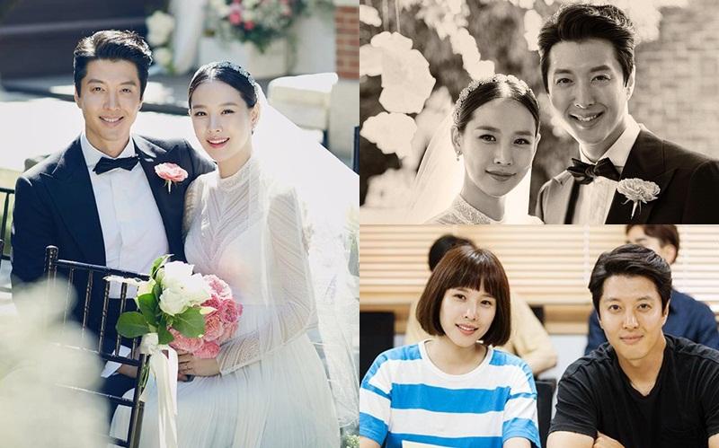 งานแต่งงาน ดาราเกาหลี ดาราเกาหลีหย่าร้าง อีดงกอน เกาหลี โจยุนฮี