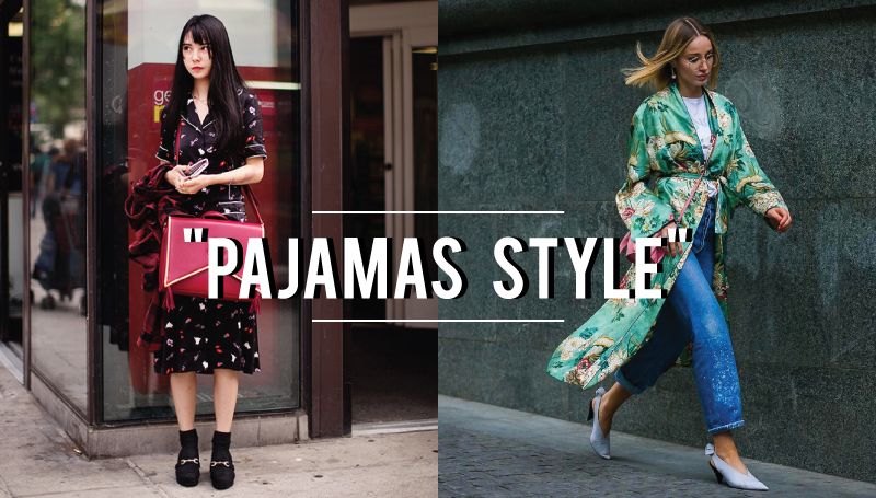 issue52 Pajamas style อัปเดตแฟชั่น แฟชั่นชุดนอน