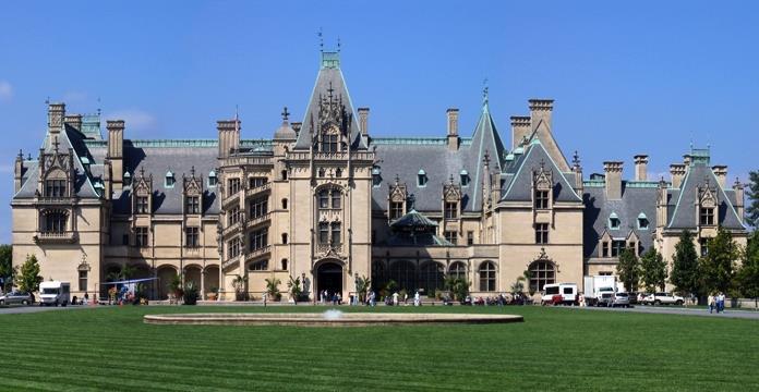 บ้านที่ใหญ่ที่สุด ในประเทศสหรัฐอเมริกา