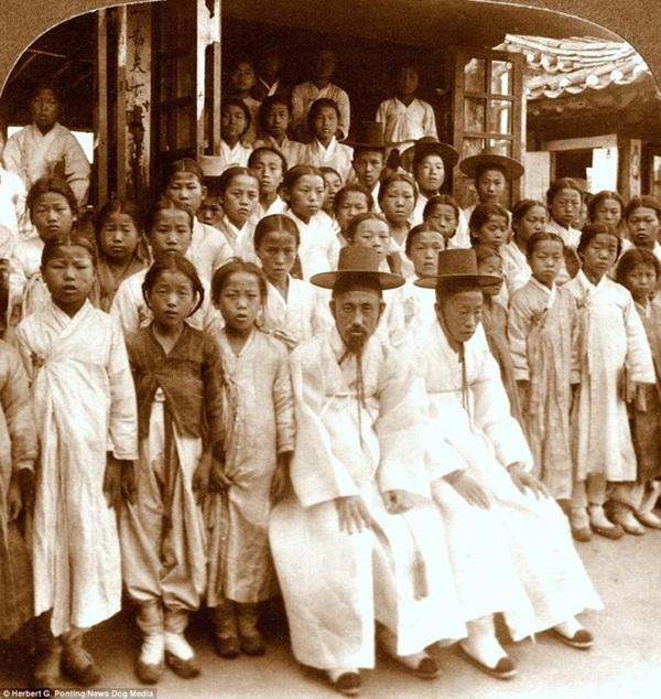 เปิดภาพประวัติศาสตร์ เกาหลีสมัยที่ยังไม่แบ่งแยกดินแดน 1890 – 1910