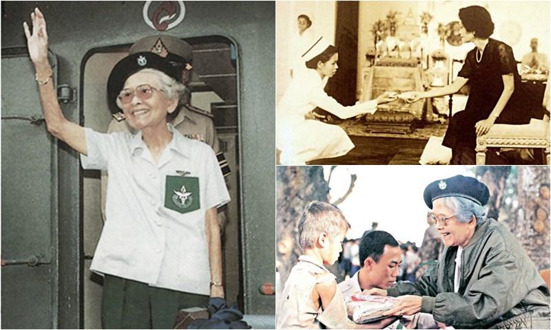 วันพยาบาลแห่งชาติ วันสำคัญของไทย สมเด็จย่า
