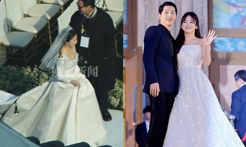 งานแต่ง ซงจุงกิ ซองเฮเคียว ดาราเกาหลี ภาพงานวิวาห์ เกาหลี