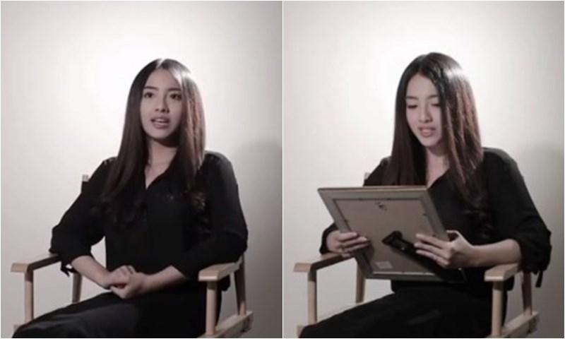 จดหมายจากในหลวง ร.9 นักแสดงวัยรุ่น วาวา มริภา ในหลวงรัชกาลที่ 9