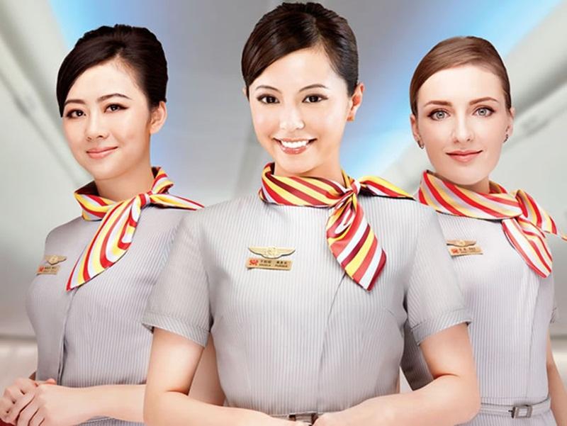 Hainan Airlines รับสมัครลูกเรือ แอร์โฮสเตส
