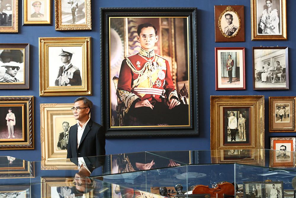 BACC พระราชาในดวงใจ หอศิลปวัฒนธรรมแห่งกรุงเทพมหานคร ในหลวงรัชกาลที่ 9
