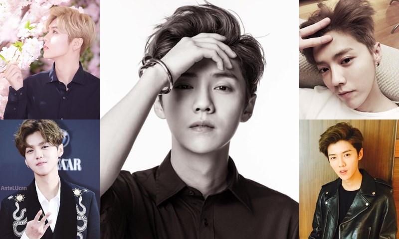 นักร้อง นักแสดงจีน พระเอกจีน ลู่หาน อดีตสมาชิกวง exo