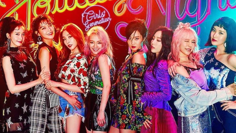 Girls' Generation snsd นักร้องเกาหลี เกิร์ลกรุ๊ปเกาหลี โซนยอชิแด โซวอน