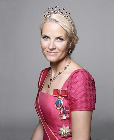 เจ้าหญิงเมตเต-มาริต มกุฎราชกุมารีแห่งนอร์เวย์