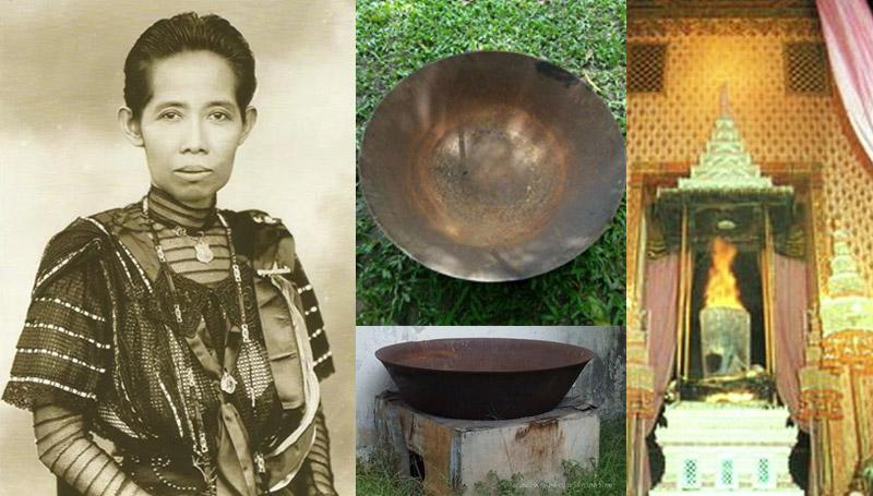 ถวายรูด ประวัติศาสตร์ไทย พระพักต์ทองคำ โบราณราชประเพณี