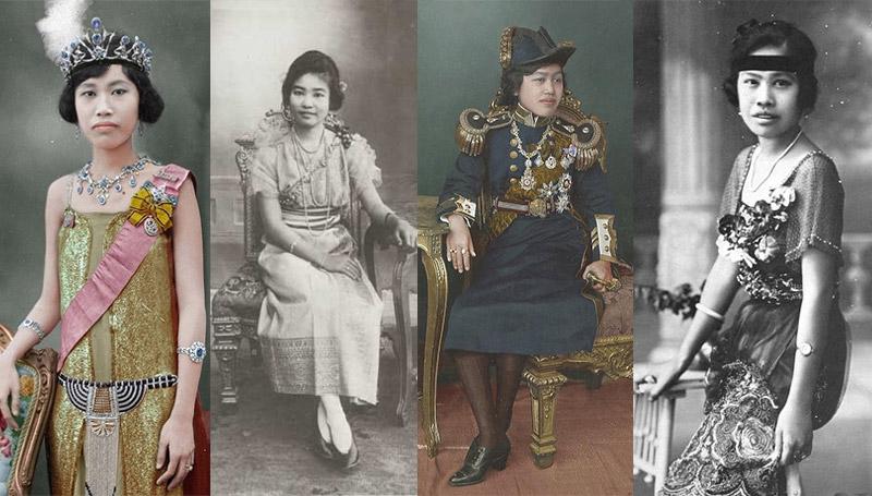 พระมเหสี พระสนม พระสนมเอก รัชกาลที่ 6 ราชวงศ์ไทย ราชินี เรื่องเล่าในวัง