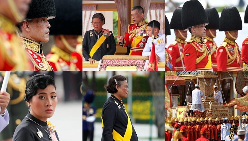 พระบรมฉายาลักษณ์ พระบรมวงศานุวงศ์ พระมหากษัตริย์ไทย ในหลวงรัชกาลที่ 10 ในหลวงรัชกาลที่ 9