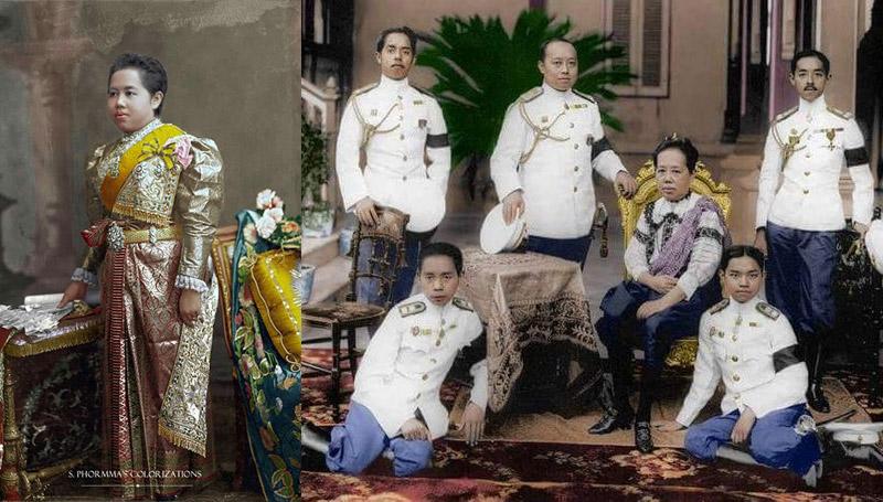 กรุงรัตนโกสินทร์ พระพันปีหลวง สตรีในวัง สมเด็จพระราชชนนีพันปีหลวง