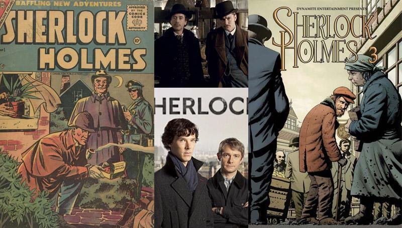 Sherlock Holmes พิพิธภัณฑ์ เชอร์ล็อก โฮมส์ เบเนดิกต์ คัมเบอร์แบตช์