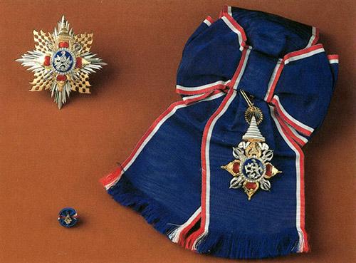 เครื่องราชอิสริยาภรณ์อันมีเกียรติยศยิ่งมงกุฎไทย