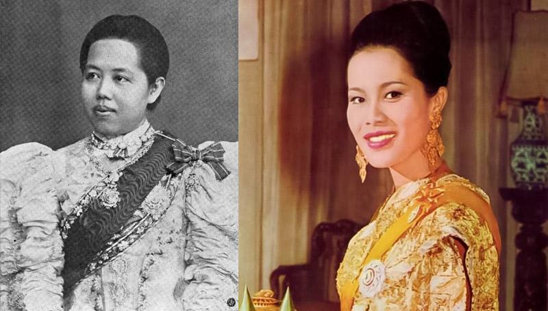 ราชินี สมัยรัตนโกสินทร์ สมเด็จพระบรมราชินี สมเด็จพระบรมราชินีนาถ